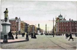 Cpa  DUBLIN  SACKEVILLE STREET - Dublin