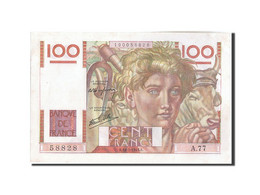 100 Francs Type Jeune Paysan - 1871-1952 Anciens Francs Circulés Au XXème
