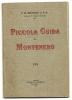 Piccola Guida Di Montenero - P.M. Ercolani, - Libri, Riviste, Fumetti