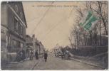 Carte Postale 95. Grisy-les-Platres  Entrée Du Village  Trés Beau Plan - Autres Communes