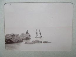 PHOTO DE MORGAT ( 29 BRETAGNE ) Joie De La Plage  1898/1902 - Lieux