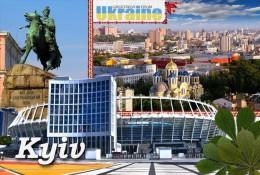 Kiev Olimpiysky EURO 2012 Stadium - Magicard Edition 2013 - Stades