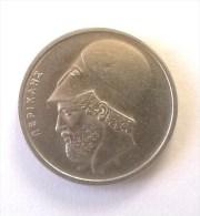 Monnaies - Grèce - 20 Apaxmai 1978 - - Greece
