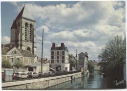 CPM - CORBEIL ESSONNES - CATHEDRALE ST SPIRE ... - Edition Raymon - Corbeil Essonnes