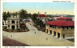 CANAL ZONE, CRISTOBAL, PANAMA - Panama
