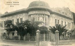NICE(ALPES MARITIMES) ECOLE PIGIER - Bauwerke, Gebäude
