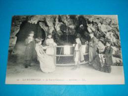 63 ) La Bourboule N° 53 - La Source Clemence  - Intérieur - Année 1909 - EDIT : LL - La Bourboule