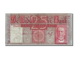 Pays Bas, 25 Gulden, Type Mees - [2] 1815-… : Reino De Países Bajos