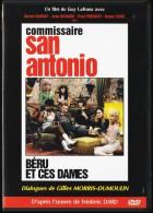 Commissaire San Antonio - Béru Et Ces Dames - Gérard Barray - Jean Richard - Paul Préboist - Komedie