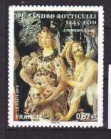 FRANCE - Adhésif - Y & T N° 492 - ** - 2010 - - France