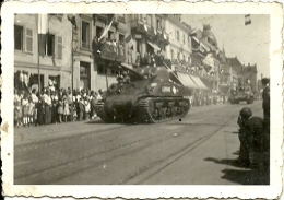 PHOTO CHARS - Guerra, Militari