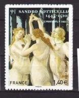 FRANCE - Adhésif - Y & T N° 509 - ** - 2010 - - France