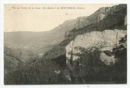 CPA DOUBS  - 25 - Vallée De La Loue - Les Rochers De Mouthiers - France