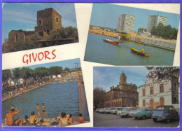 Carte Postale 69. Givors  Maison Du Peuple   Trés Beau Plan - Givors