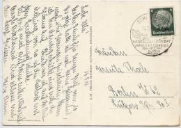 LBL32ALL3- OCCUPATION ALLEMANDE CARTE POSTALE DU 16/9/1941 - Alsace-Lorraine