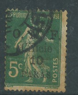 Cilicie N° 90 O 10 Pa Sur 5 C. Vert , Oblitération Moyenne Sinon TB - Cilicia (1919-1921)