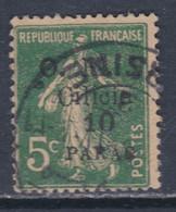 Cilicie N° 90 O 10 Pa Sur 5 C. Vert , Oblitération Moyenne Sinon TB