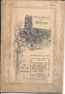 BETHUNE  Bulletin Paroissial  L'Echo De Saint Vaast  Avril 1927 - Christianisme