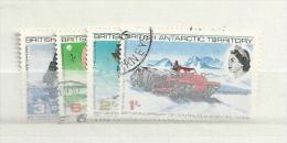 1969 USED  British Antactic Territory, Gestempeld - British Antarctic Territory  (BAT)