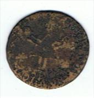 Piéce Monnaie  Ancienne  25 Mm - France