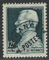 Monaco  1949   Sc#235   12f  Prince  MLH* Precanceled   2016 Scott Value $10 - Mónaco