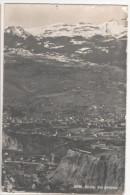 CARTE POSTALE Suisse Switzerland CP Sierre Vue Générale (VALAIS) - VS Valais