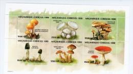 Mozambique 1999-Champignons-YT 1396/101***MNH - Pilze