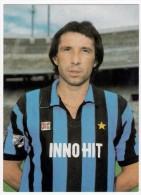 CALCIO - F.C. INTERNAZIONALE - GIAMPIERO MARINI - Vedi Retro - Calcio