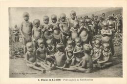 CAMEROUN  MISSION DE BEKOM PETITS ENFANTS DE CATECHUMENES - Camerún