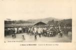 CAMEROUN  MISSION DE MBOKAMBO ARRIVEE DU MISSIONNAIRE AU VILLAGE - Camerún