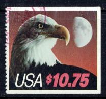 1985  Aigle Et Demi-lune  $10.75  Sc 2122  Oblitération Faible - United States