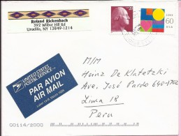Air Mail, 9.12.2002., United States, Letter - United States