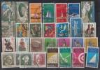 Bund Lot 5 Zuschlagmarken Gestempelt - Briefmarken