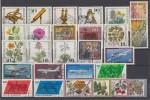 Bund Lot 7 Zuschlagmarken Gestempelt - Briefmarken