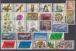 Bund Lot 7 Zuschlagmarken Gestempelt - Lots & Kiloware (max. 999 Stück)
