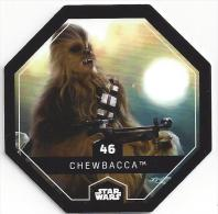 STAR WARS - Jeton Leclerc Cosmic Shells N° 46 - CHEWBACCA - Autres Collections