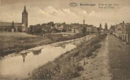 Rousbruge Zicht Op Den Yzez Vue Sur L'yser - Ohne Zuordnung