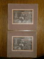 Lot De 2 Boîtes Construc Lux - Trix Electro Avec Notices (brochures) - Jeu  De Construction Genre Meccano - Andere Sammlungen