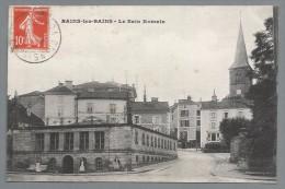 CPA Bains Les Bains - Le Bain Romain - Bains Les Bains