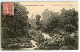 La Bretagne Pittoresque - Les Ponts-Neufs, Près St-Brieuc (Morieux) - CPA Animée écrite Et Timbrée - 2 Scans - Morieux