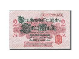 Allemagne, 2 Mark, Type 1914 - [ 3] 1918-1933 : República De Weimar