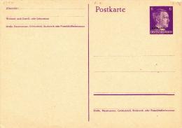 Germany / Ostland 2 Postal Stationery Cards - Entiers Postaux