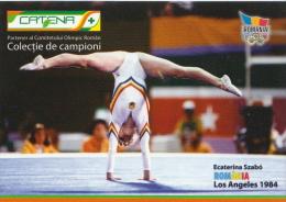 Romania Olympic Games, Gymnastics PPC - Gymnastics
