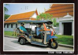 THAILANDE - Took-Took, Three Wheels Vehicle - Thaïlande