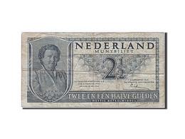 Pays-Bas, 2 1/2 Gulden, Type Reine Juliana - Bankbiljetten