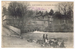 SAINT DIZIER  LES GRANDS MOULINS - Saint Dizier