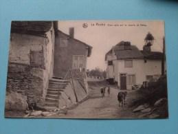 Vieux Coin Sur Le Chemin De MAKA ( Série La Roche N° 42 ) Anno 19?? ( Zie Foto Voor Details ) - La-Roche-en-Ardenne