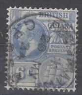 Guyana U 130 (o) George V. 1921 - British Guiana (...-1966)