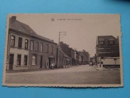 Rue De Grammont LESSINES ( Van Cromphout ) Anno 19?? ( Zie Foto Voor Details ) - Lessen