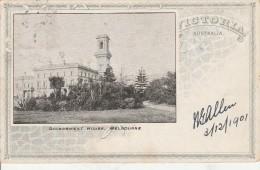 Melbourne 1901 Government House - Melbourne